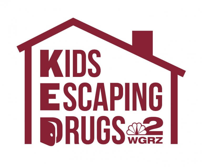 Kids Escaping Drugs Logo_new red